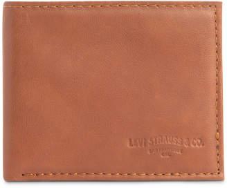 Levi's Men Extra-Capacity Slimfold Rfid Wallet