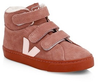 Veja Baby's, Little Kid's & Kid's Esplar Shearling Lined Sneakers