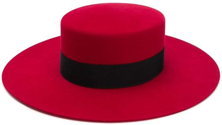 Saint Laurent Andalusian hat