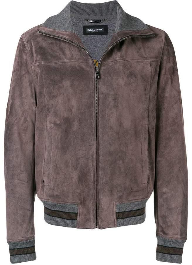 Dolce & Gabbana zipped jacket