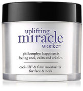 philosophy uplifting miracle worker cool-liftTM & firm moisturizer for face & neck