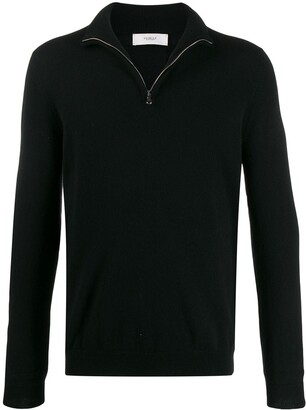 Pringle Half-Zip Cashmere Jumper