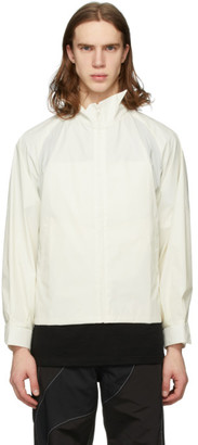 Post Archive Faction PAF White Reflective 3.0 Right Jacket