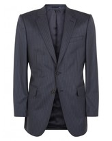 Jaeger Wool Herringbone Jacket