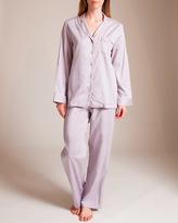 Laurence Tavernier Satin De Coton Pajama