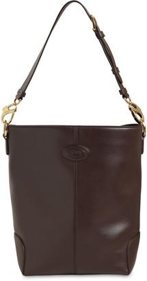 Tod's D-Bag Small Sac Leather Shoulder Bag