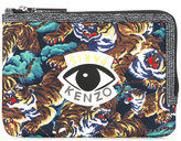 Kenzo multi icon wallet - men - Polyester - One Size