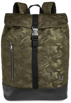 Fred Perry Jacquard Camouflage Backpack