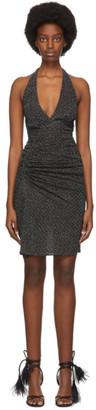 Missoni Brown Lame Mini Dress
