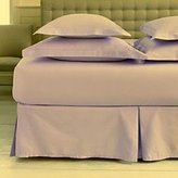 """Martha Stewart Collection """"360 Thread Count"""" Solid Bedskirt, Twin Coffee"""