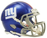 NFL New York Giants Riddell Speed Mini Helmet - Blue