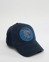 Diesel Washed Cotton Baseball Cap