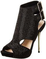 Betsey Johnson Blue by Women's SB-Crepe Dress Sandal