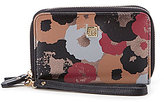 Kate Landry Floral Double Cell Wristlet