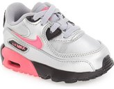 Nike 'Air Max 90' Sneaker (Baby, Walker & Toddler)