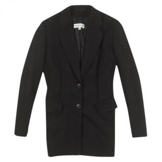 Cerruti Black Wool Jacket for Women