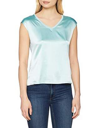 Comma Women's 81.903.32.3310 T - Shirt,6 (Size: 38)