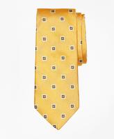 Brooks Brothers Square Medallion Tie
