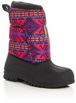 Ralph Lauren Girls' Hamilten II EZ Cold Weather Boots - Big Kid