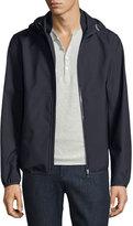 Zegna Sport Techmerino Hooded Jacket