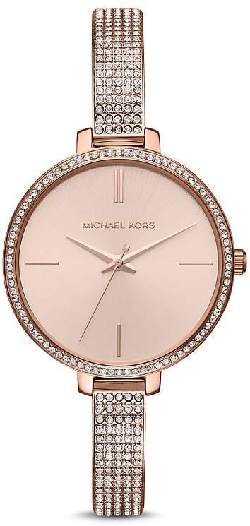 Michael Kors Jaryn Watch, 36mm