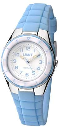 Limit Unisex Analogue Quartz Watch with Plastic Strap 5589.24