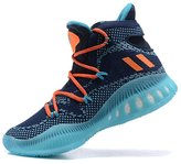 Performance Basketball Shoe Mens Basketball Shoe Crazy Explosive Boost Flyknit Primeknit Casual Sport Sneaker