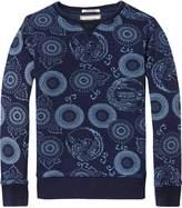 Scotch & Soda Indigo Sweater