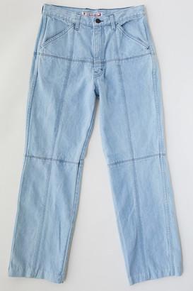 Urban Renewal Vintage Vintage 70s Stitch Panel Jean