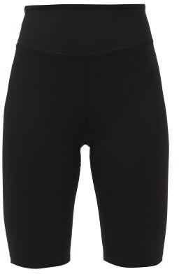 Ernest Leoty Adelaide Biker Shorts - Black