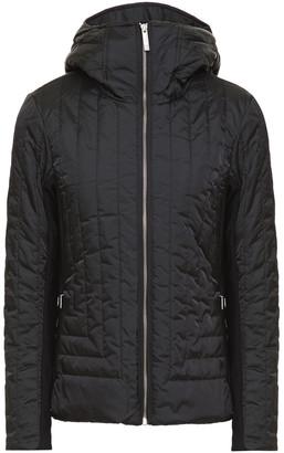 Fusalp Quilted Color-block Hooded Ski Jacket