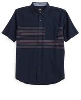 Vans Boy's Benmore Woven Shirt