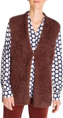 Olsen Comfy Sport Boucle Vest