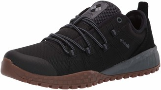 Columbia Mens Fairbanks Low Shoe Breathable High-Traction Grip