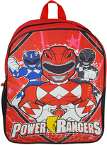 Power Rangers Plain Front Backpack *Prism Printing