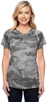 Champion Essential Double Dry Women`s V-Neck Tee, CW23, S