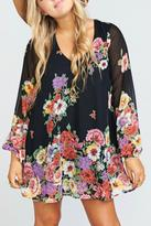 Show Me Your Mumu Floral Tunic