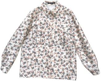 Mother of Pearl Ecru Cotton Jackets