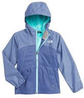 The North Face Girl's 'Warm Storm' Hooded Waterproof Jacket