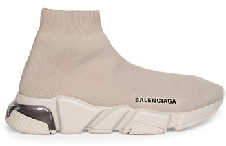Balenciaga Speed LT Clear Sock Sneakers