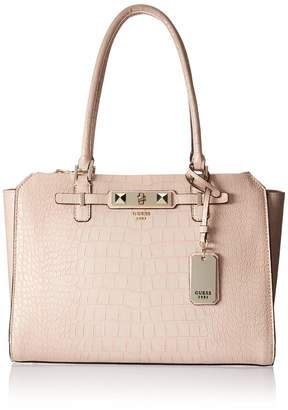 GUESS Cherie Croco Status Carryall