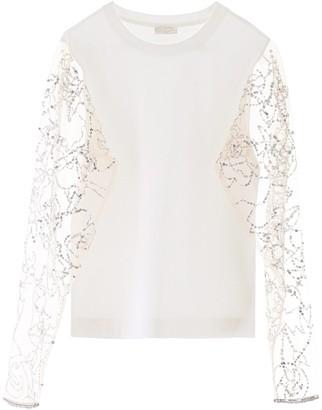 Dries Van Noten sequined t-shirt
