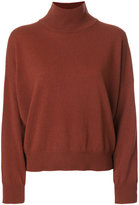 Semi-Couture Semicouture high neck jumper