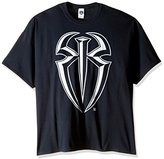WWE Men's Roman Reigns Logo Men's T-Shirt