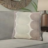 Bungalow Rose Guss Graphic Throw Pillow Color: Kiwi