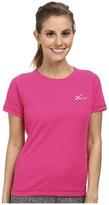 CW-X S/S Ventilator Mesh Top Women's Short Sleeve Pullover