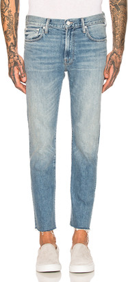 Mother The Joint Ankle Fray Jean in Weekend Garage | FWRD