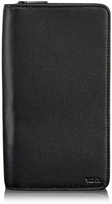 Tumi Zip-Around Travel Wallet