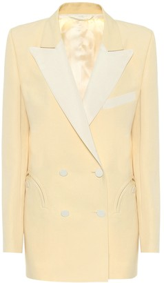 BLAZÉ MILANO Everyday linen and silk blazer