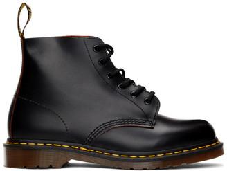 Dr. Martens Black Made In England Vintage 101 Boots